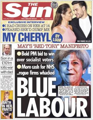 The Sun 19 May